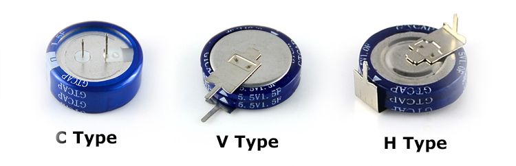 Super capacitor datasheet