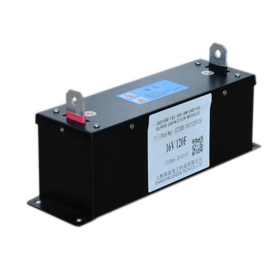 Buy 16V 120F Super Capacitor Module For Engine Starting