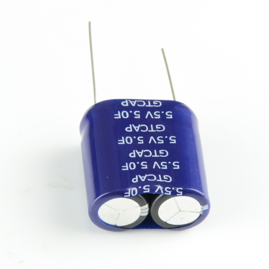 5.5V Ultracapacitor Module