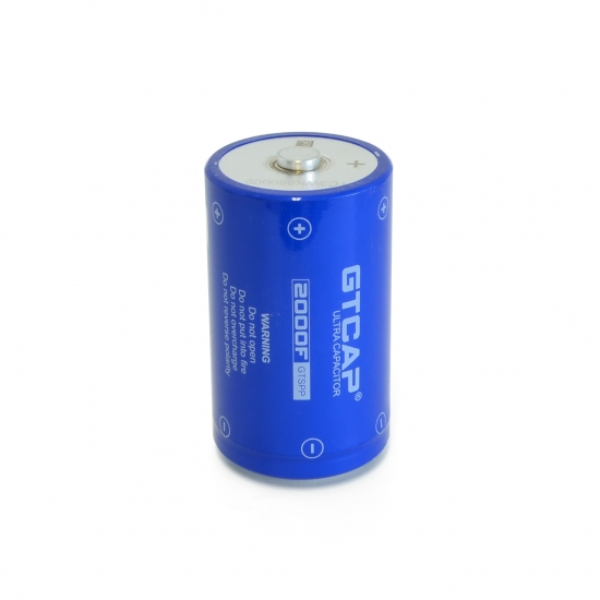 large power super capacitor