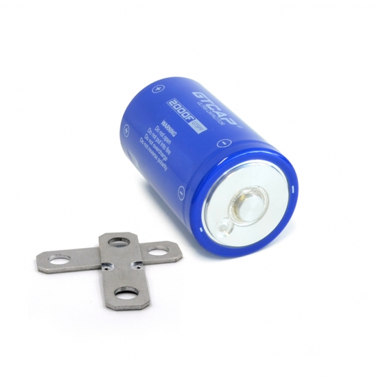 Buy Large Power Super Capacitor,Cost-effective,Weldable