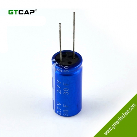 Buy 30F Super Capacitor With Small Size,Radial (EDLC