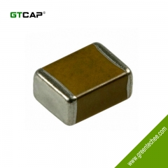 GTCAP MLCC chip ceramic capacitor 1210 1206 0805 0603