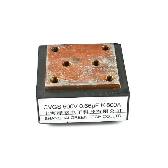 Red Copper Mica Capacitor