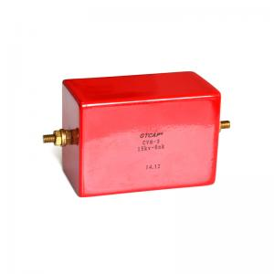 big current mica capacitor