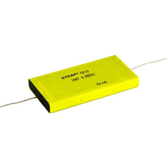 high voltage mica capacitor