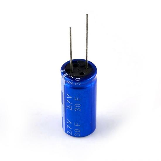 Ultracapacitor 2.7V Capacitor Supercapacitor Very Low ESR. 200F Farad