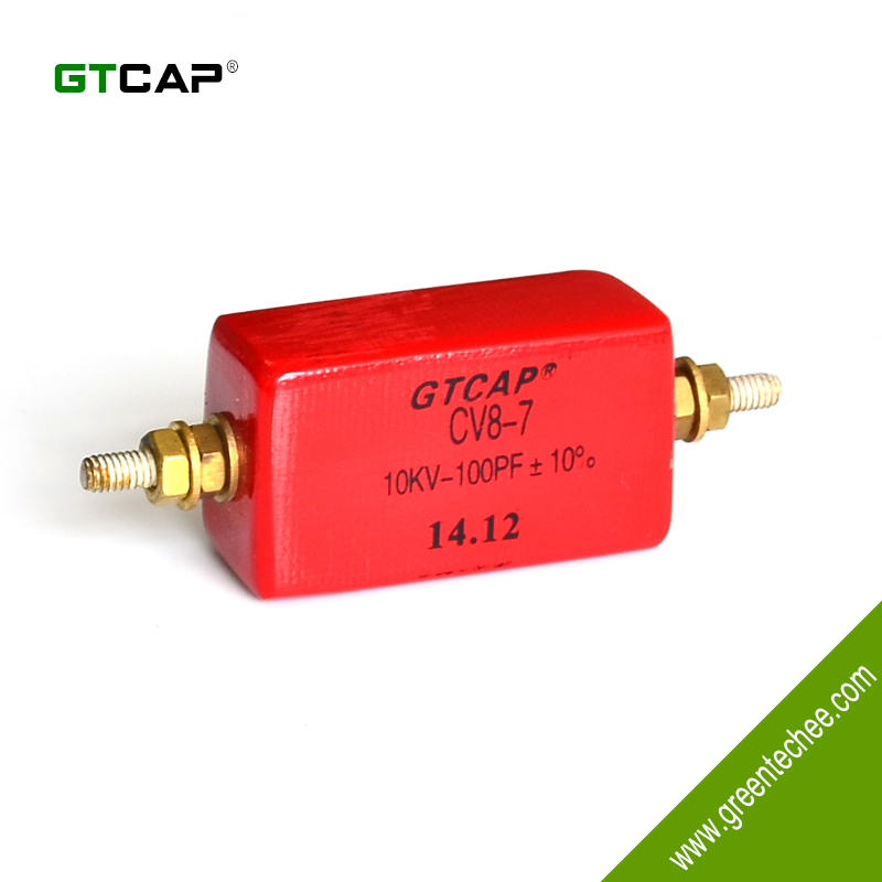 High Voltage Film Capacitor