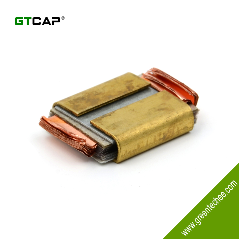 High Frequency Mica Capacitor