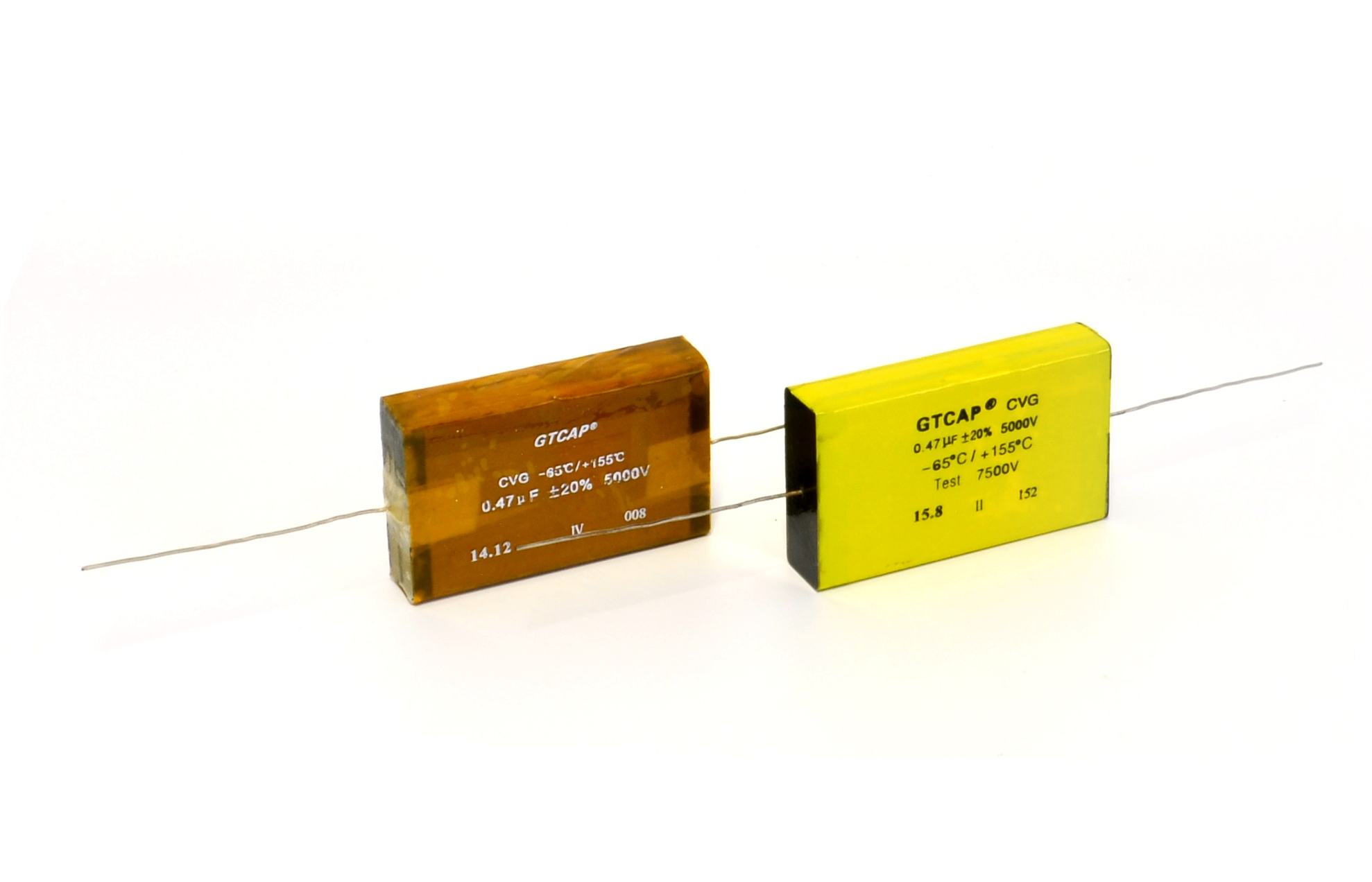 High Temp. Mica Capacitor