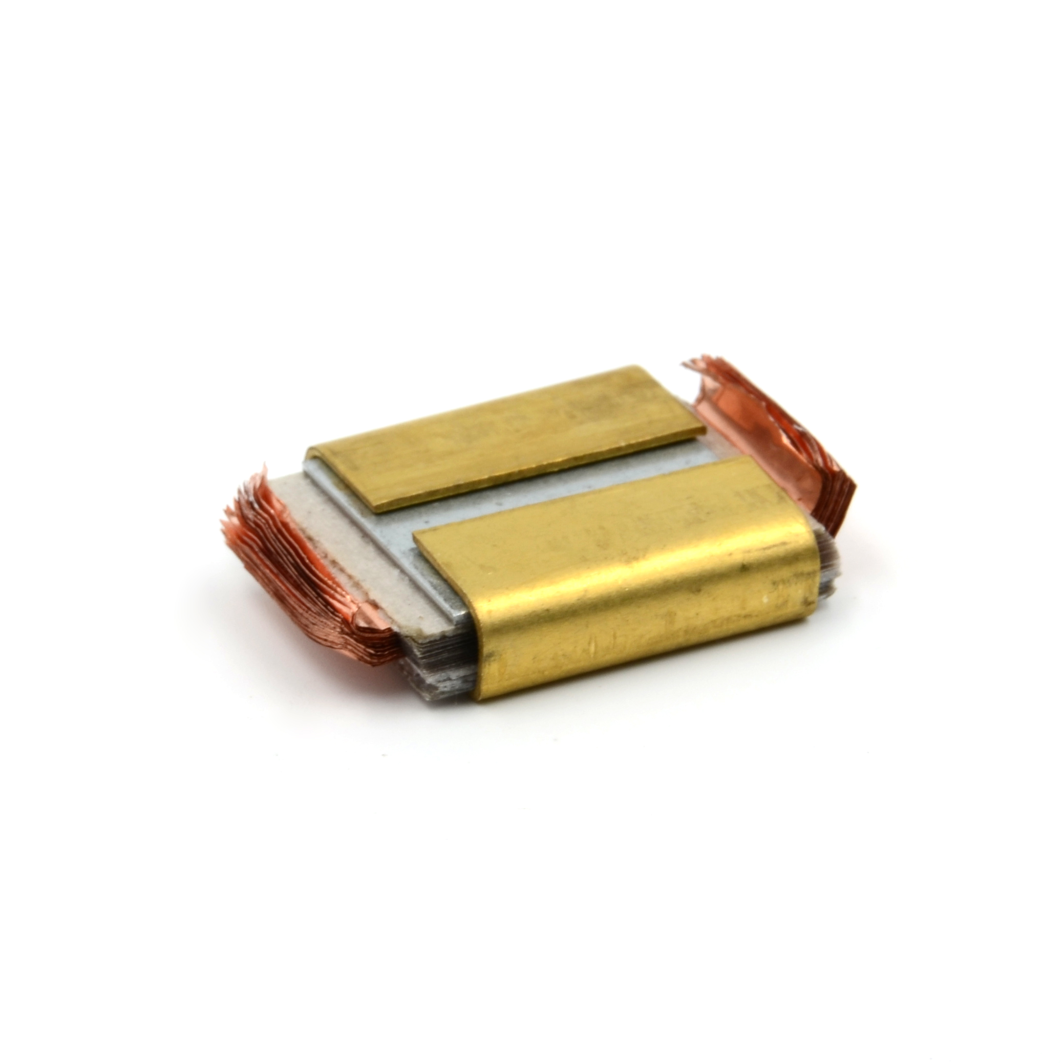 Induction heater mica capacitor