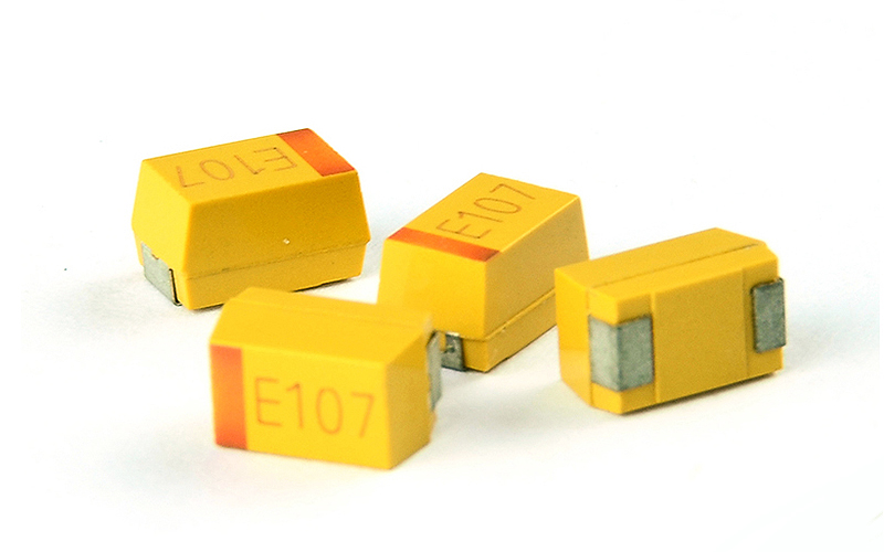 Basic Descriptiion of SMD/Chip Tantalum Capacitors